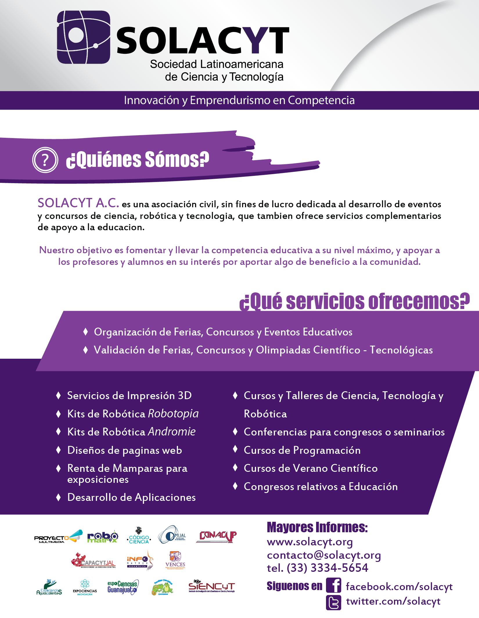 Servicios_Solacyt